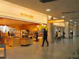 Au Bon Pain opens at the ferry