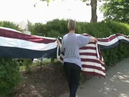 Wounded Warriors Get Big Welcome