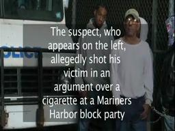 Mariners Harbor man arraigned for alleged shooting over a cigarette 