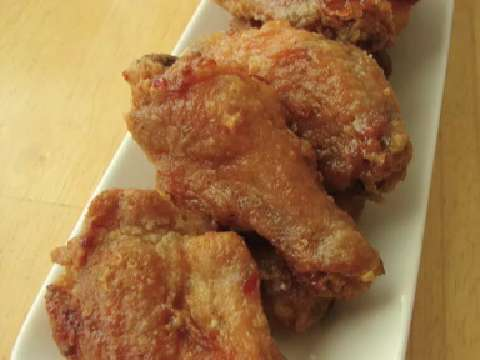 Recipes of fried chicken wings