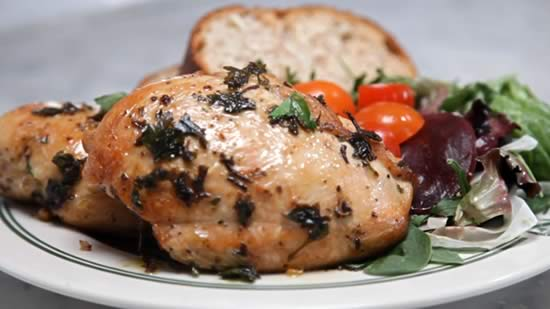 How to Make Roasted Chicken Breasts