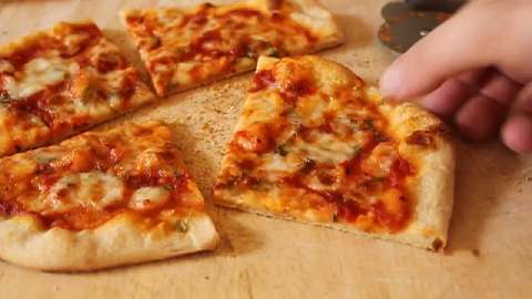 food monster recipes easy recipes for pizza dough without yeast