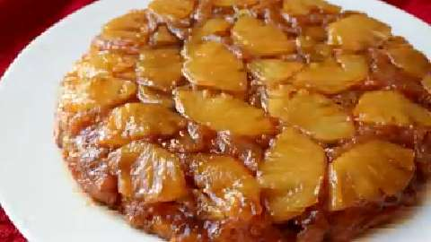 Upside Down Pineapple (Breakfast) Cake Recipes — Dishmaps