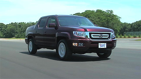 honda ridgeline 2006 2014 road test consumer reports. Black Bedroom Furniture Sets. Home Design Ideas