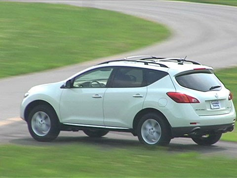 Nissan Murano 2009 2014 Road Test Consumer Reports Video Hub