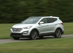 2013 Hyundai Santa Fe Sport first drive