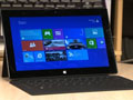Microsoft Surface first look