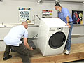 Stopping Vibrating Washing Machines