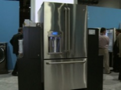 GE Caf French-door refrigerator