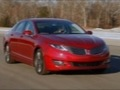 2013 Lincoln MKZ first drive