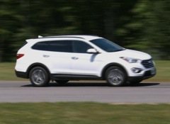 Hyundai Santa Fe 2013-2015 Review