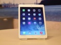 iPad Air first look