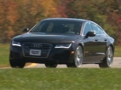 2014 Audi A7 TDI review