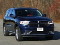 Dodge Durango 2014-2015 Review
