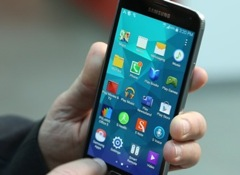 Samsung Galaxy S 5 First Look