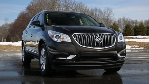 buick enclave 2013 2016 quick drive consumer reports. Black Bedroom Furniture Sets. Home Design Ideas