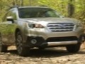 2015 Subaru Outback and Legacy Quick Drive