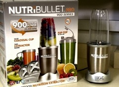 NutriBullet Pro 900 Could Pose Safety Risk