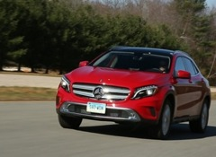 2015 Mercedes-Benz GLA Quick Drive