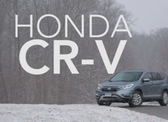 2015 Honda CR-V Quick Drive