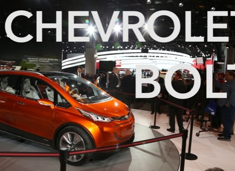 Chevy Bolt Targets Tesla Model 3