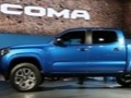 Toyota Tacoma Updates Aim to Keep It on Top