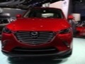 Mazda CX-3 SUV Shrinks the CX-5