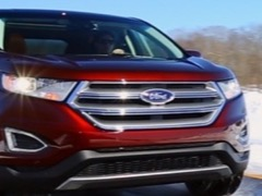 2015 Ford Edge Quick Drive