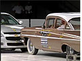 2009 Chevy Malibu vs 1959 Bel Air Crash Test