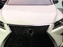 Lexus RX Redesign Goal: More Excitement