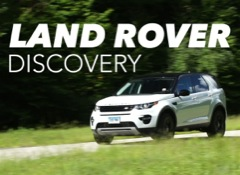 Land Rover Discovery Sport 2015-2016 Quick Drive