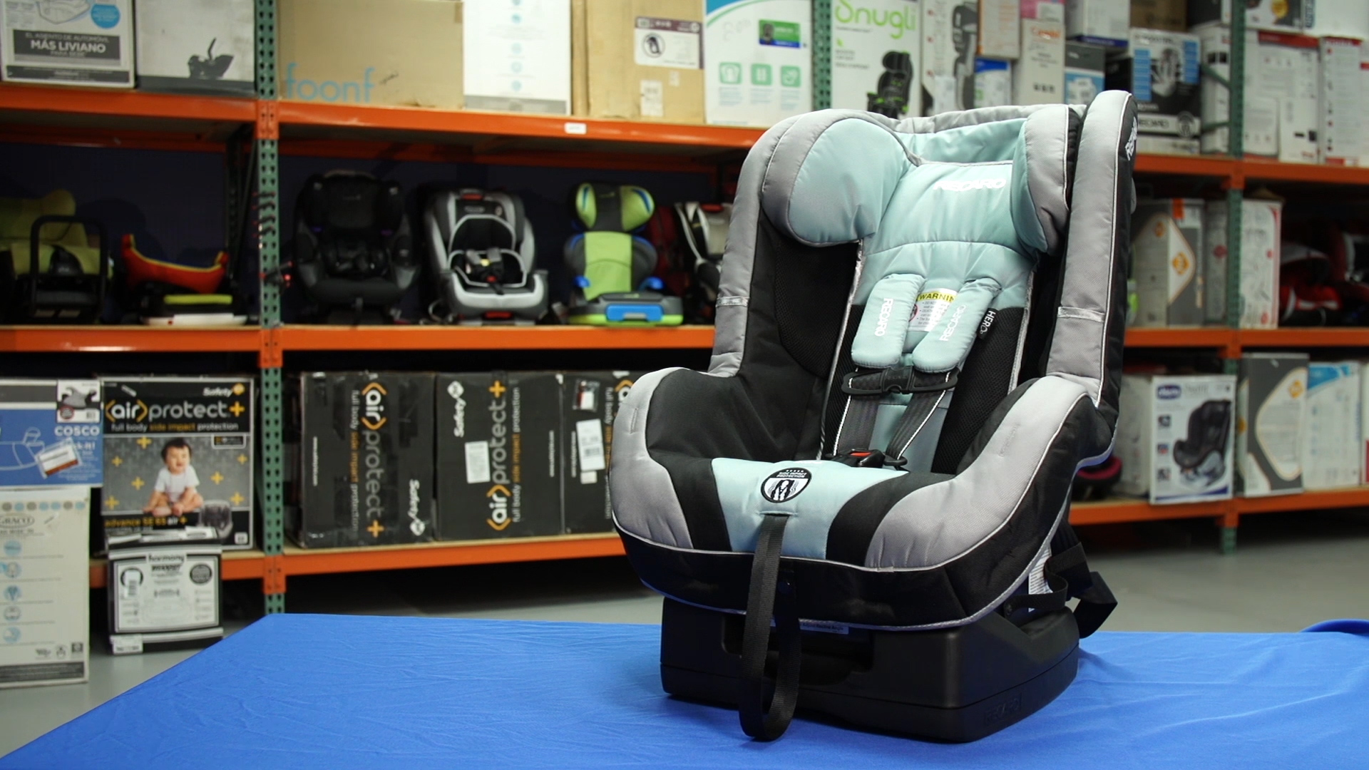 Baby cribs reviews consumer reports - Recaro Performance Ride Child Seat Safety Concern