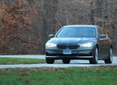 2016 BMW 7 Series Quick Drive