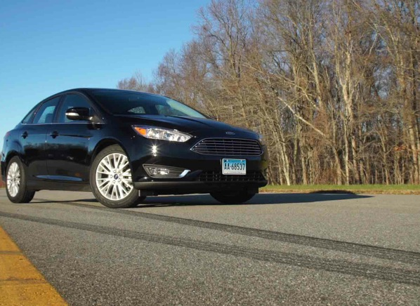 2016 Ford Focus Quick Drive