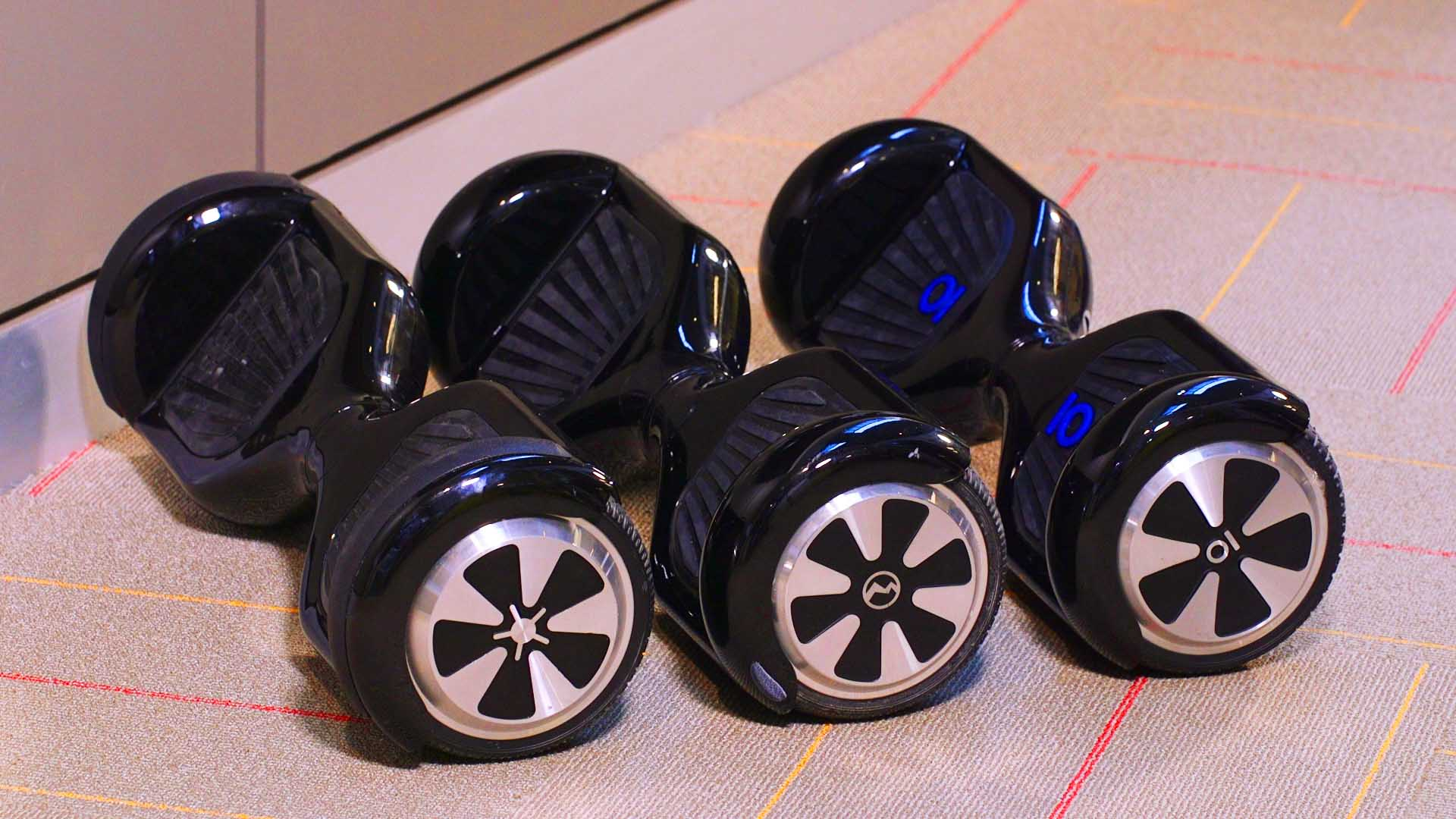 hoverboard safety consumer reports puts self balancing. Black Bedroom Furniture Sets. Home Design Ideas