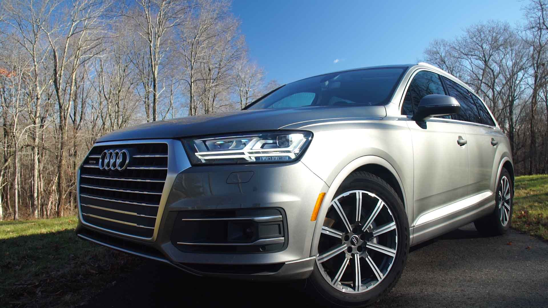 2017 Audi Q7 Suv Proves Slick And Opulent Consumer Reports