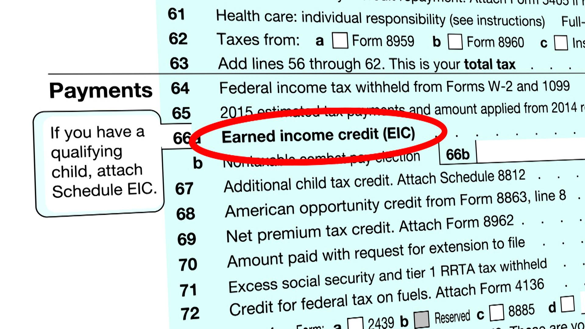 worksheet Earned Income Credit Eic Worksheet claim the earned income tax credit consumer reports play