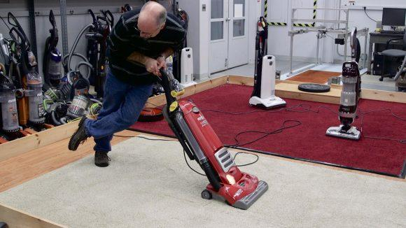 Carpets Too Thick to Vacuum