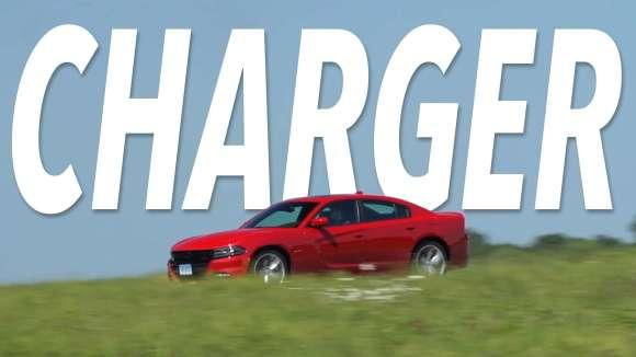 Dodge Charger 2015-2016 Quick Drive
