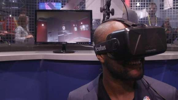 Virtual Reality Pushes Beyond Gaming