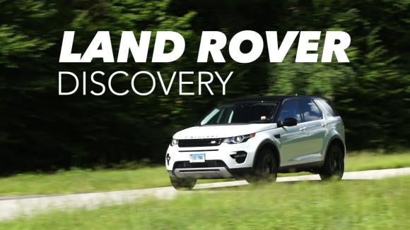 Land Rover Discovery Sport 2015-2017 Quick Drive