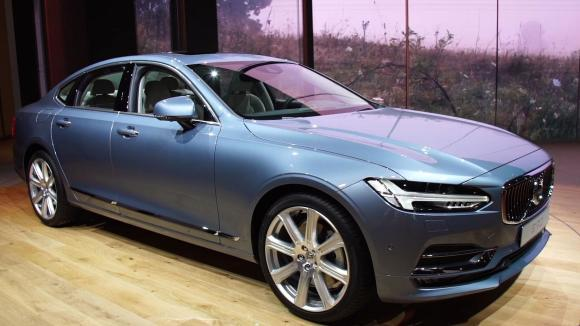 Volvo S90 is New Swedish Flagship
