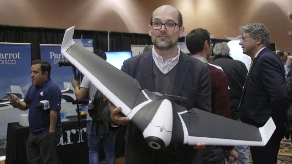 Drones, Virtual Reality & Connected Home: CES 2016