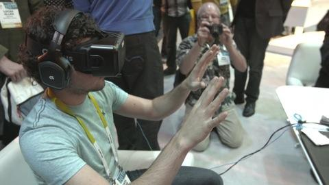 CES 2015: The Social Side of Virtual Reality