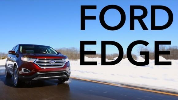 Ford Edge 2015-2017 Quick Drive