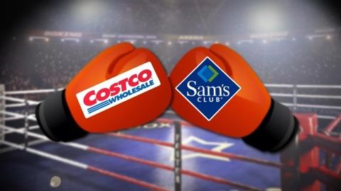 Costco vs. Sam's Club