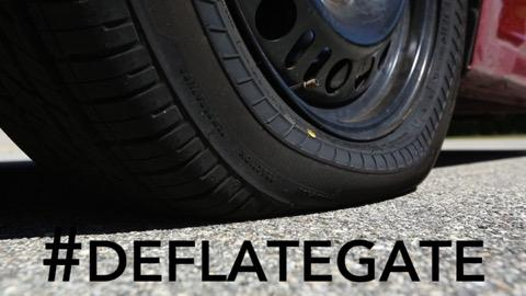 DeflateGate on the Road: How Cold Penalizes Tires