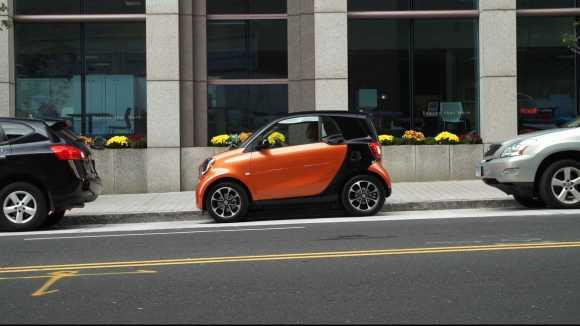 Smart ForTwo 2016-2017 Quick Drive