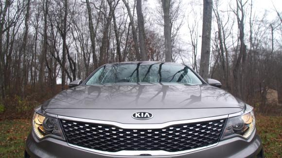 2016 Kia Optima Quick Drive