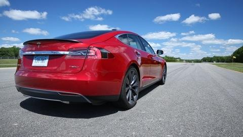 Tesla P85D Handling, Braking, 0-60 Test Results